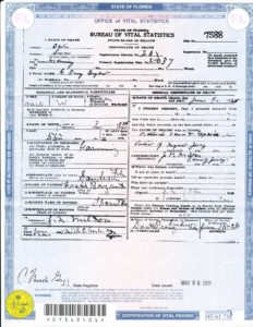 usa birth certificate